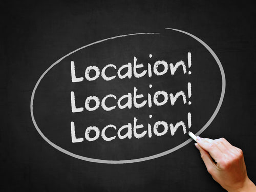 importance of property location