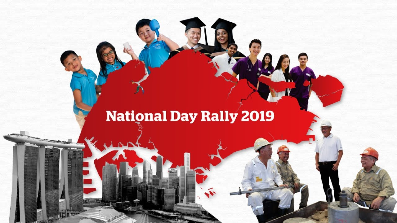 national day rally 2019