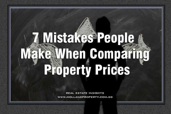 comparing property prices