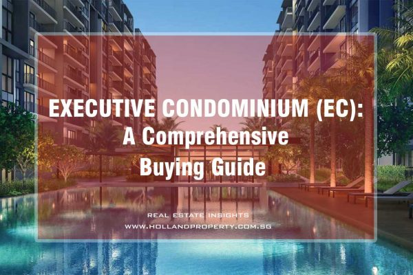 executive condominium (EC)