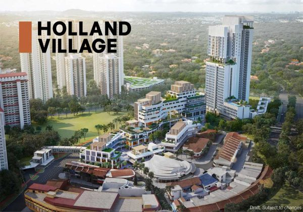 one holland village residence