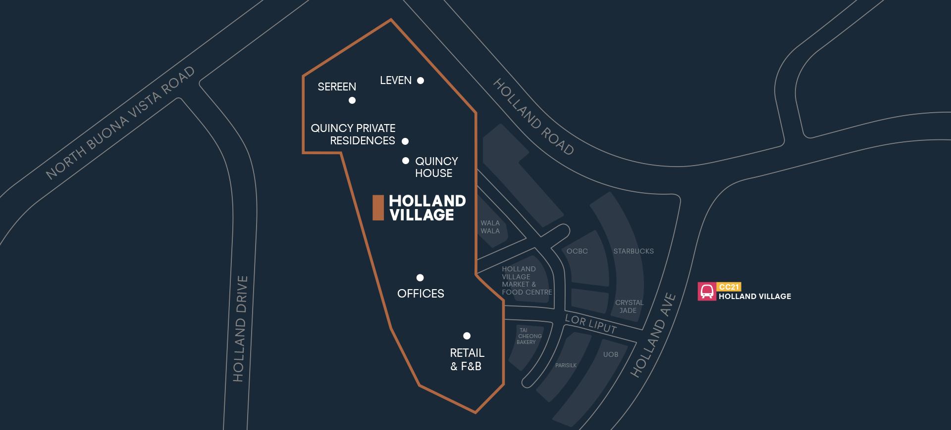 holland village extension