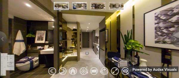 affinity at serangoon 1 bedroom virtual tour