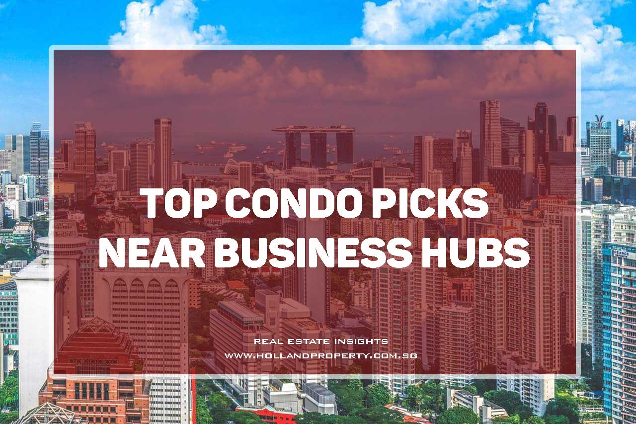 top condo picks near business hubs
