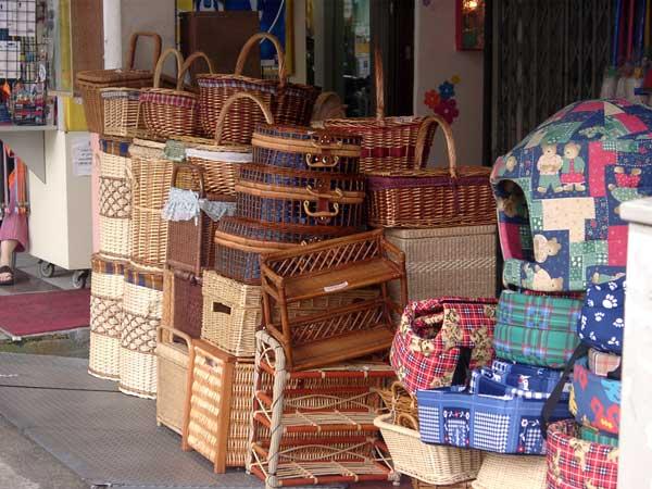 holland village cane shop