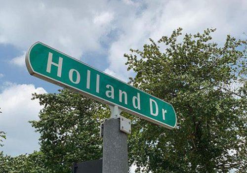 holland drive