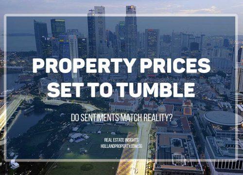 property prices set to tumble