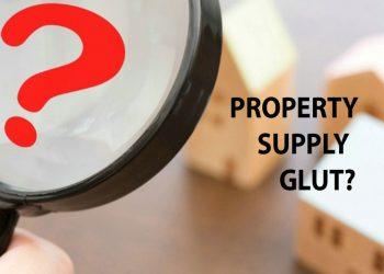 property supply glut