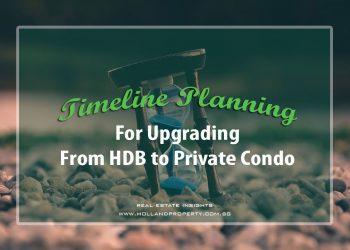 timeline planning for upgrading