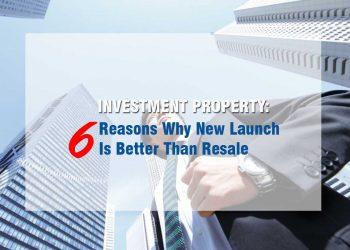 new launch vs resale