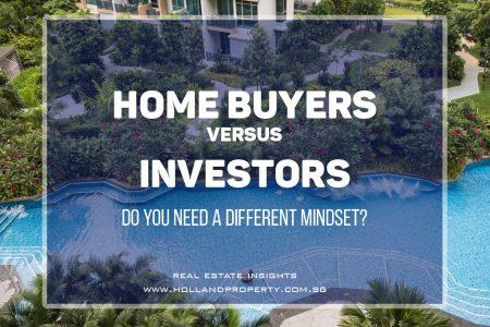 home buyers versus investors