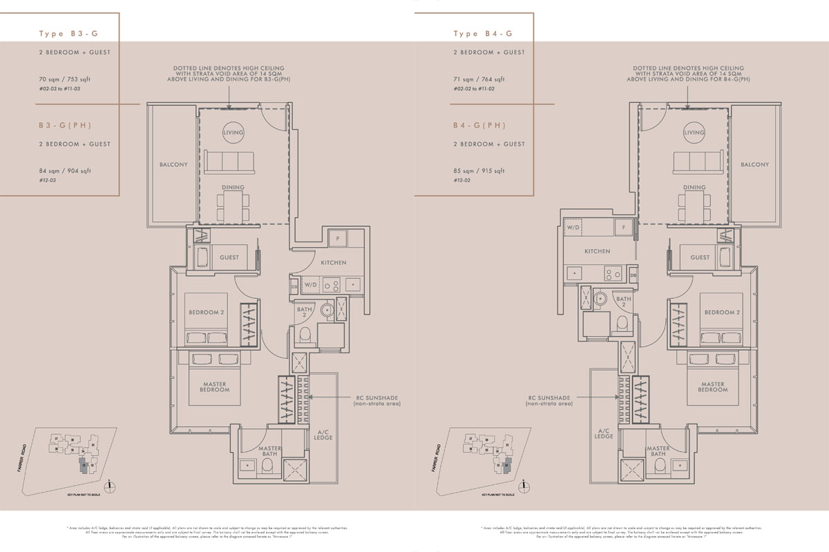 wilshire residence floor plan