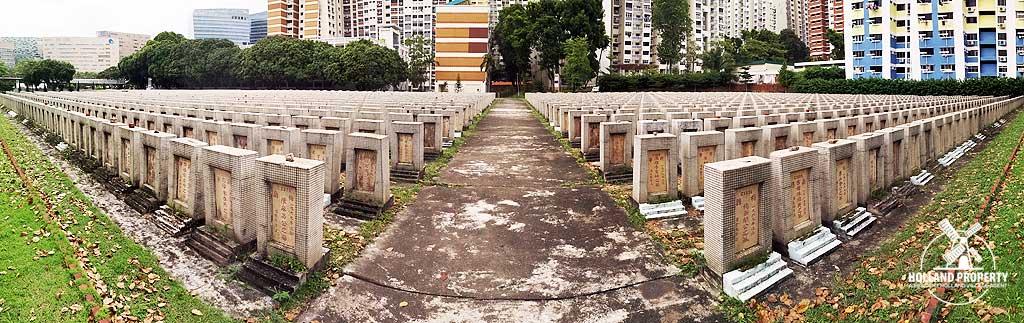 hakka cemetery