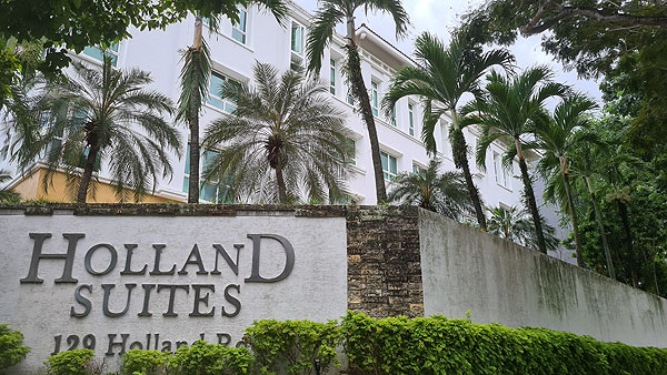 Holland Suites near Holland Village