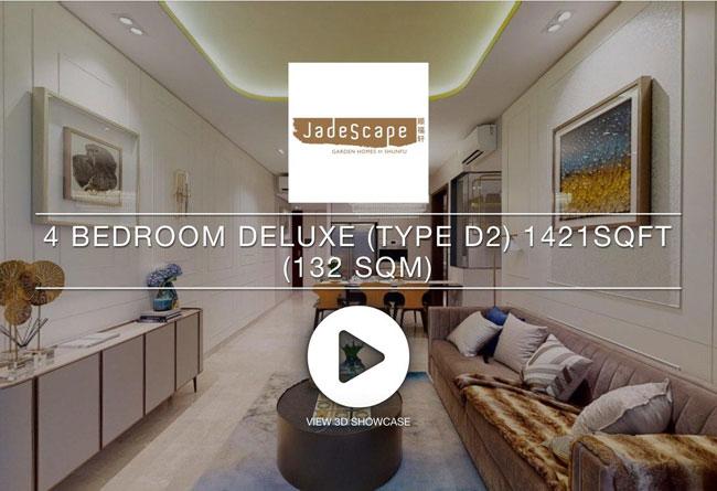 jadescape 4 bedroom virtual tour