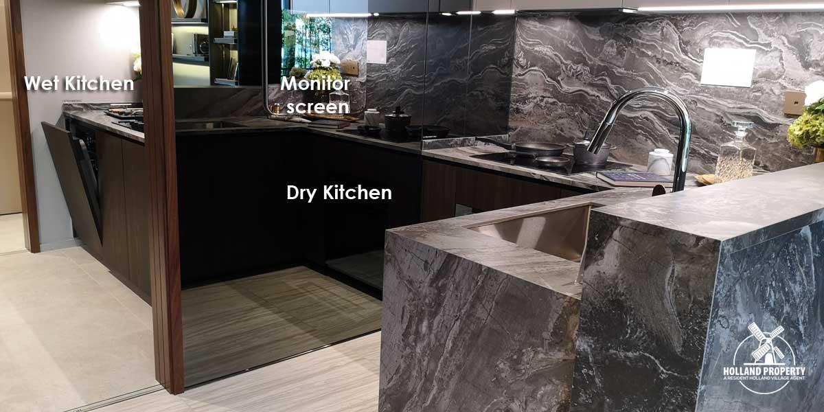 leedon green wet dry kitchen