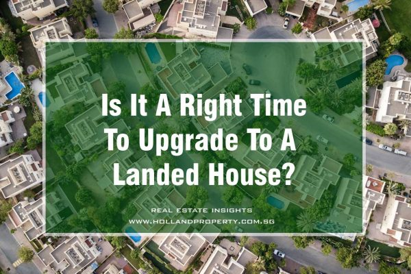 upgrade to landed house
