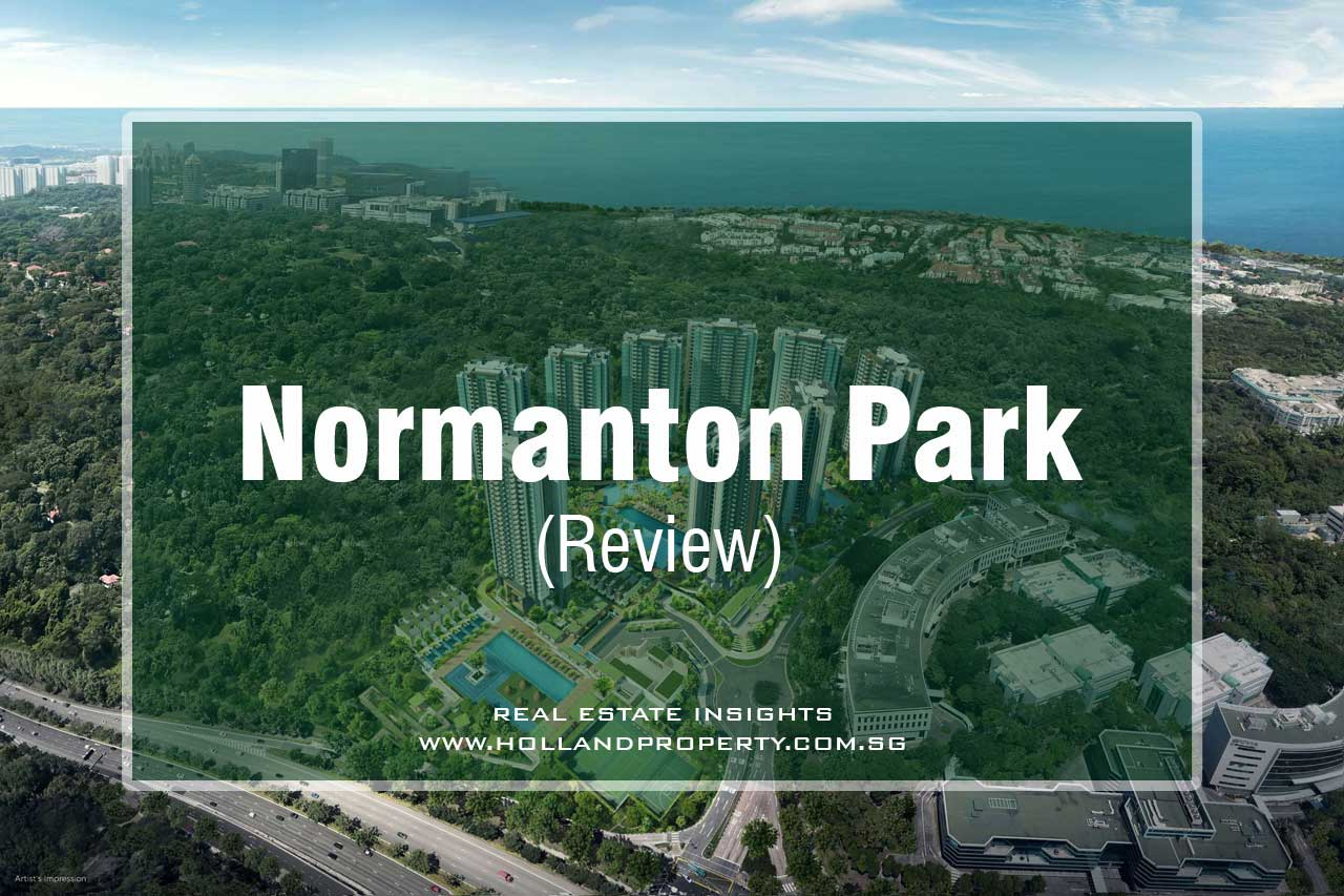 normanton park review