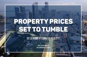 property prices set to tumble