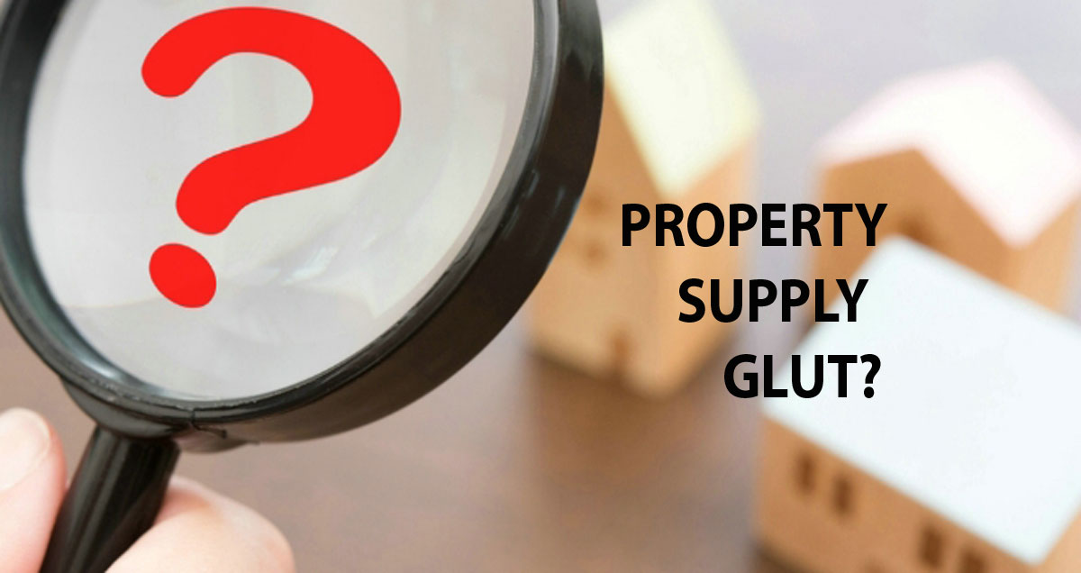 property supply glut