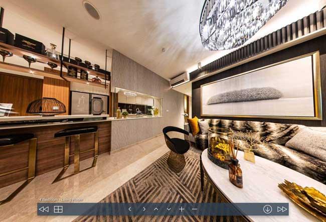 Stirling Residence 4 bedroom virtual tour