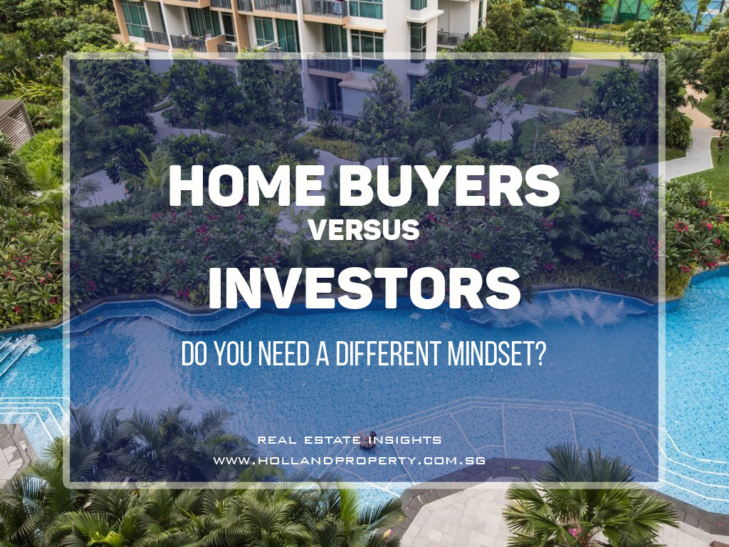 home buyers versus investors