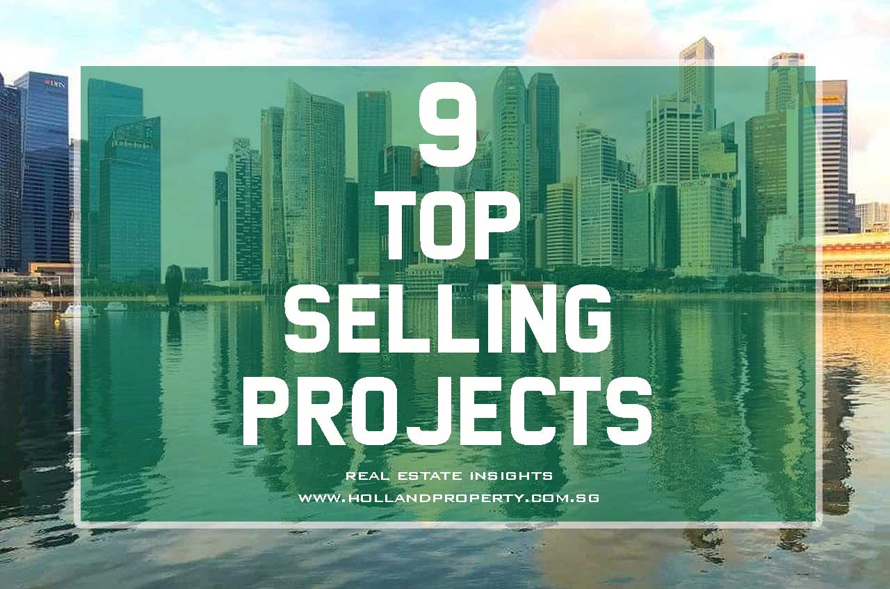 9 top selling projects