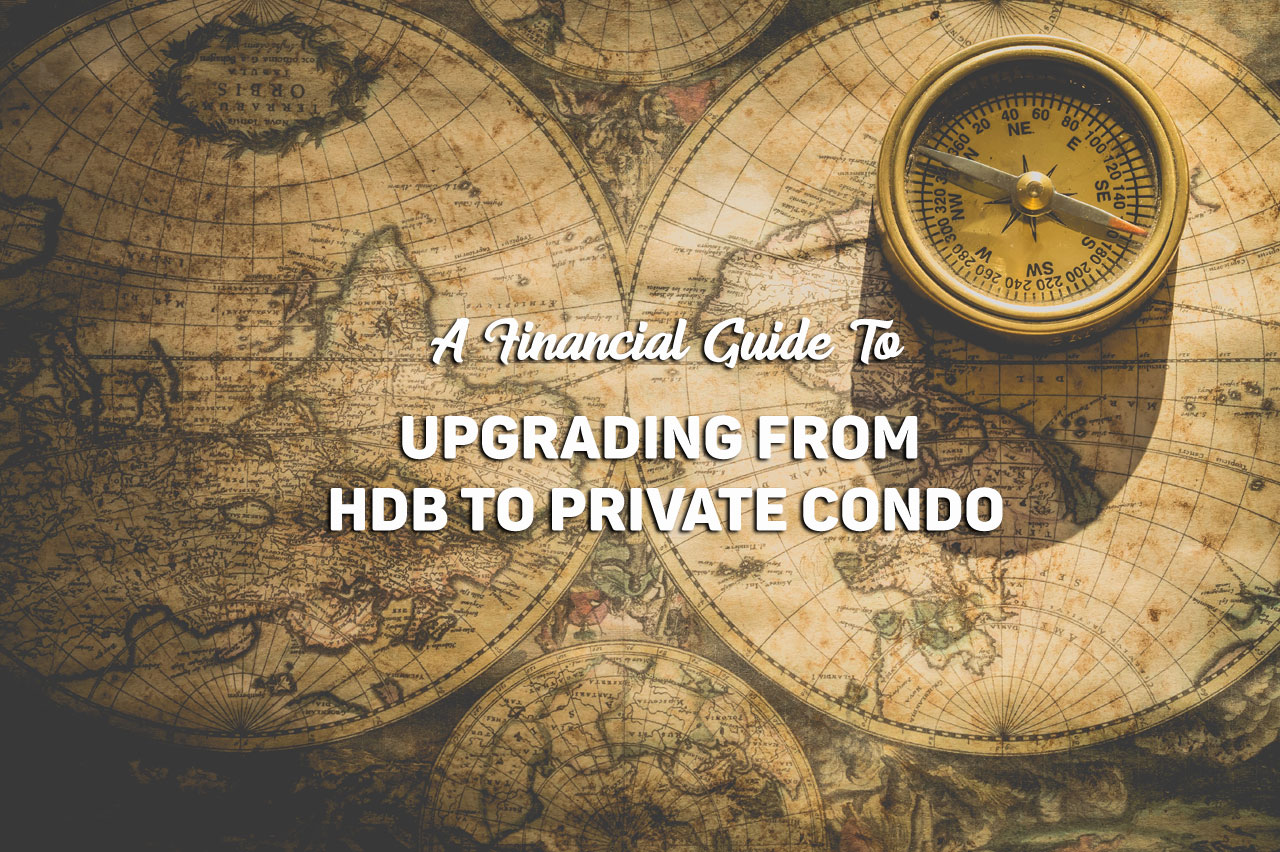 financial planning for upgrading from hdb to private condo