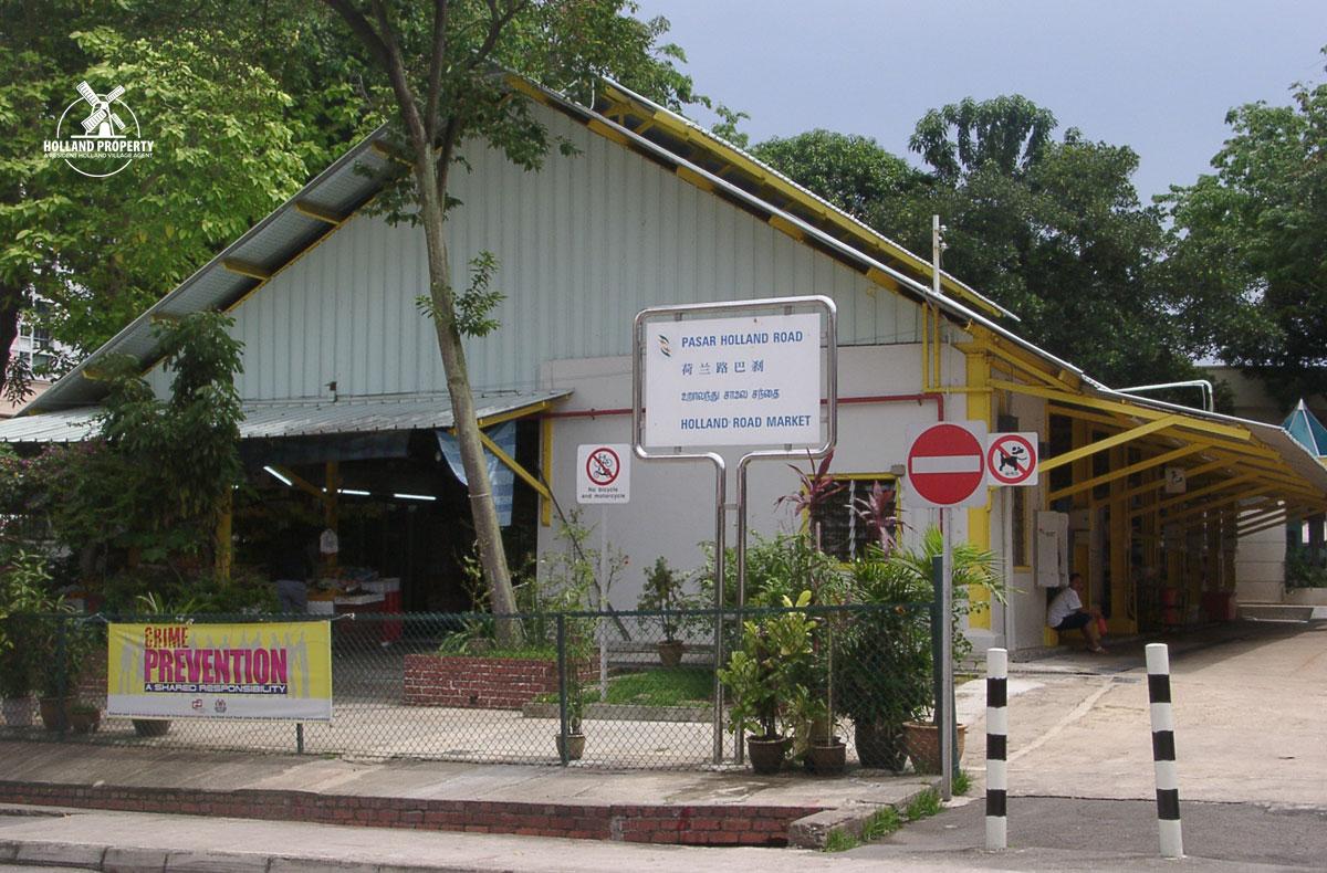 history of holland village