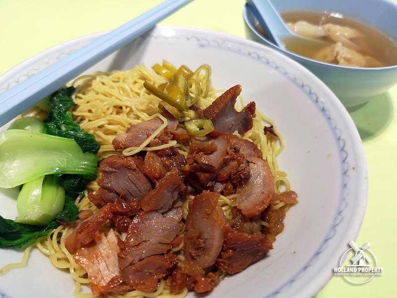 yap kee wanton noodle